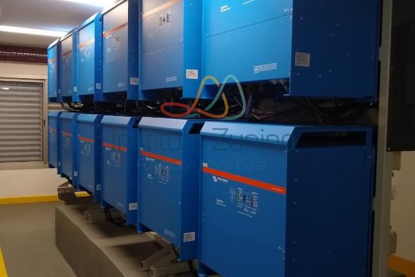 Generadores eléctricos e inversores